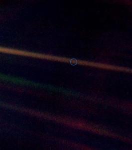 La tierra a 6000 millones de kilometros