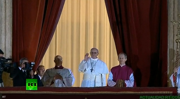 Francisco I Sucesor de Benedicto XVI