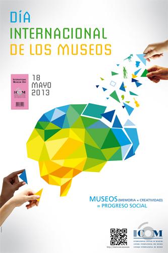 18 de mayo Dia Internacional de los Museos