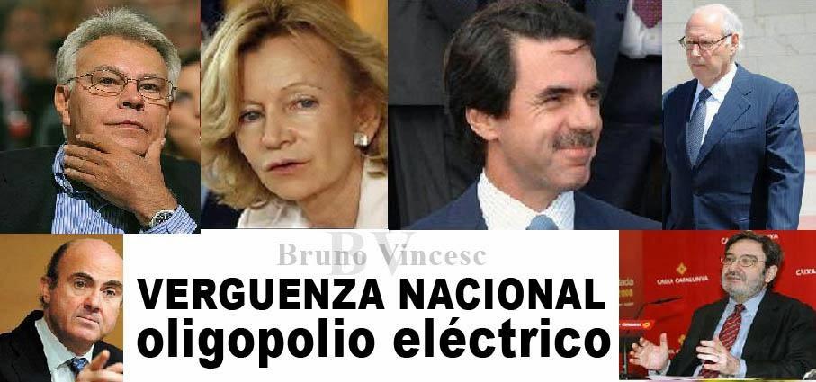 oligopolio electrico