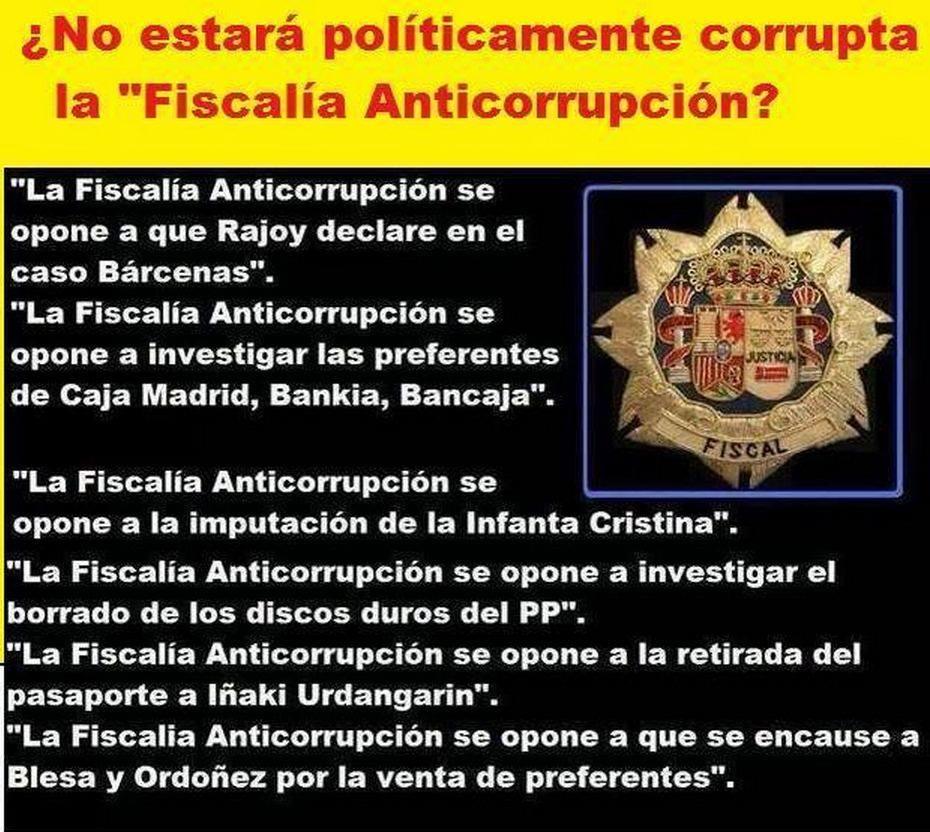 Fiscalia anticorrupción