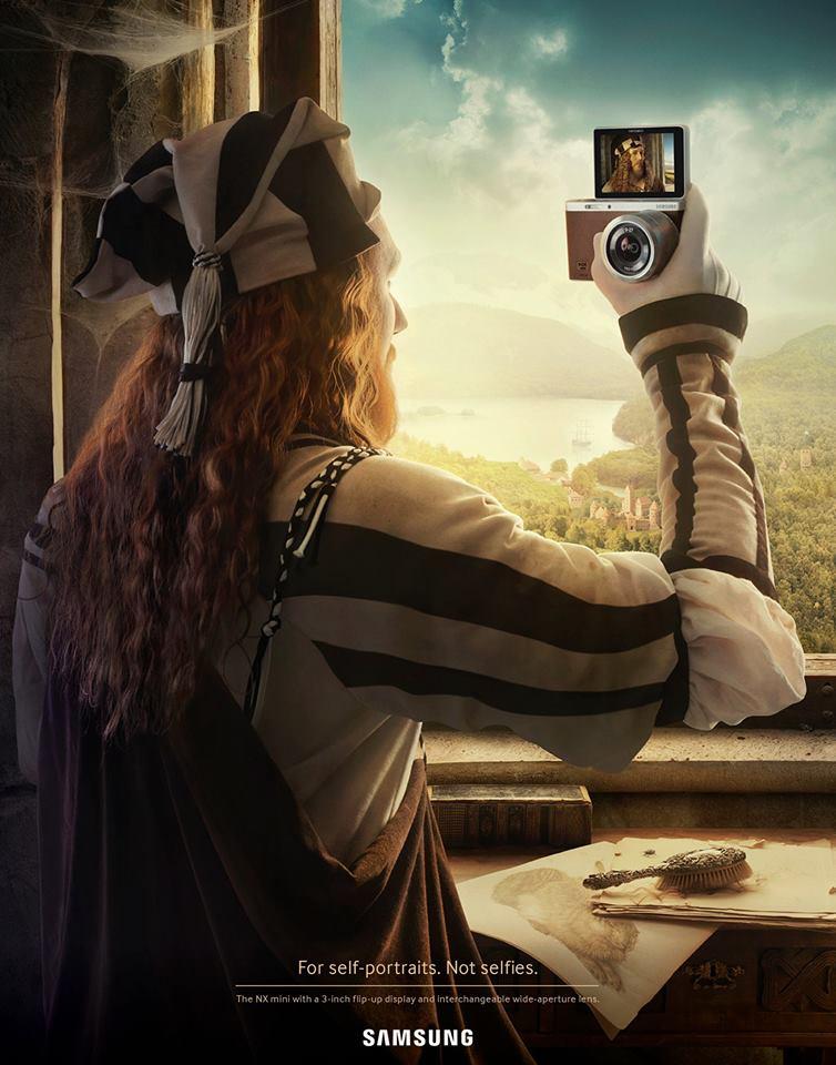 Selfie Durero